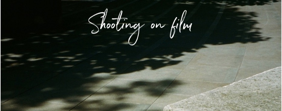 SHOOTING ON FILM, 35MM – Alice Catherine